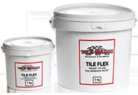 Pre mixed tile adhesives tile flex ppazfo