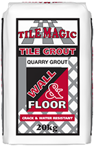 Tile Magic Quarry Grout