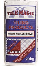 Tile Magic White Tile Adhesive
