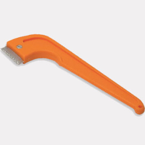 Light duty grout remover