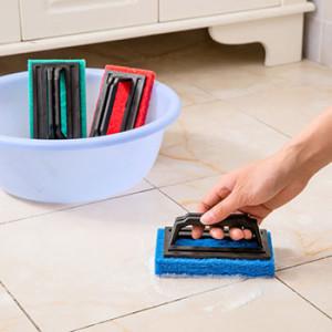 Tile cleaning sponge